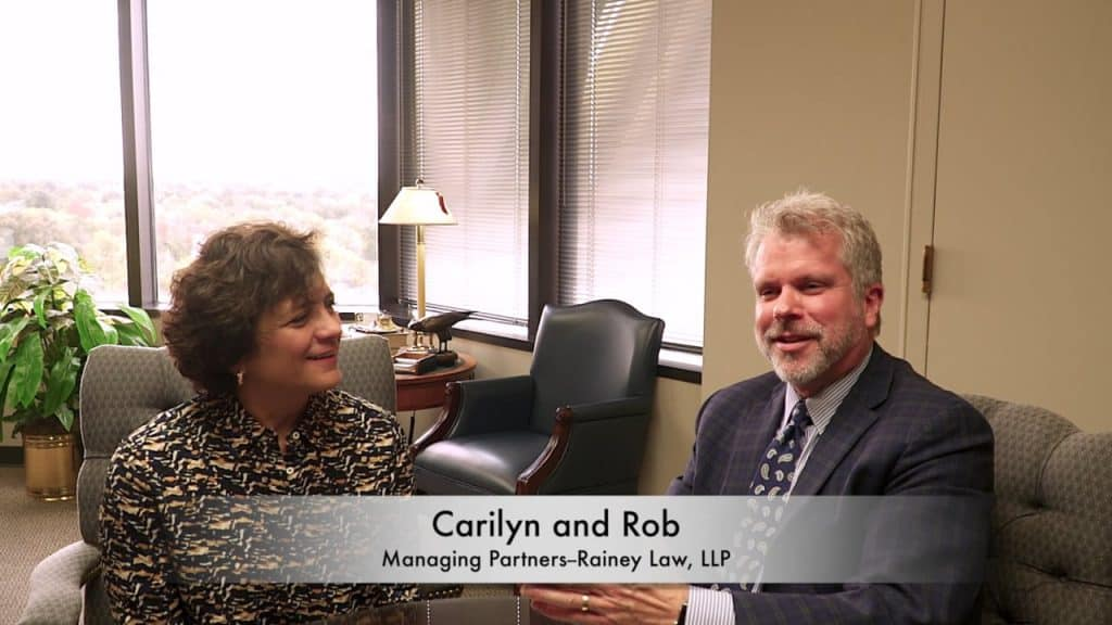 Carilyn & Rob: What Is Your Law Firm About